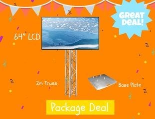 LCD Vision Package for hire in Darwin Region