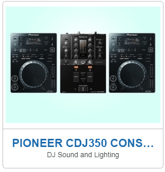 Sound Hire Darwin DJ equipment