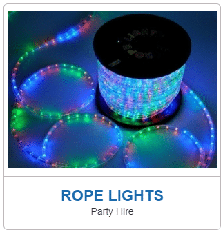 party rope lights darwin